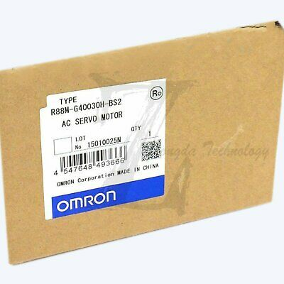 1pc new Omron R88M-G40030H-BS2 one-year warranty