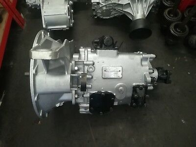 Spicer Trans Division Gearbox - T5-X-2276