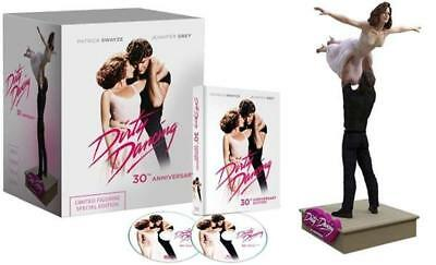 Mediabook Dirty Dancing 30th Anniversary + Figurine Bust Blu-Ray