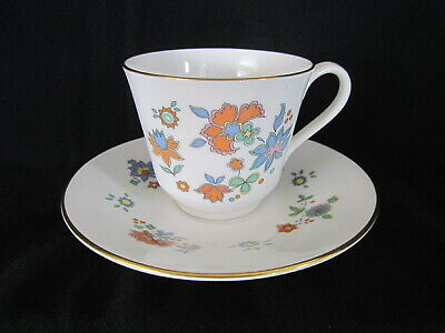 Royal Doulton - MADRIGAL - Teacup and Saucer - BRAND NEW