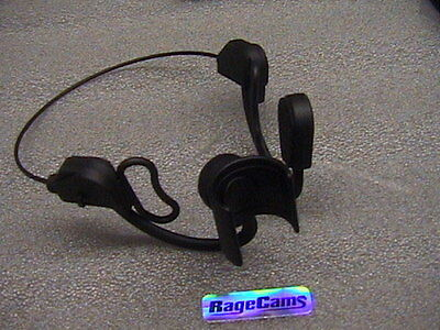 Headset Camera Holder Head Set Ear Camera Holster For Replayxd Replay Xd 1080P