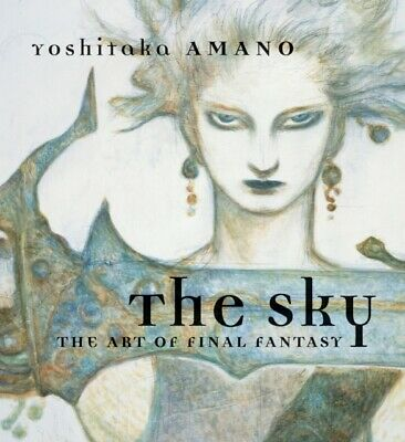 The Sky: The Art of Final Fantasy Slipcased Edition (Hardcover), ...