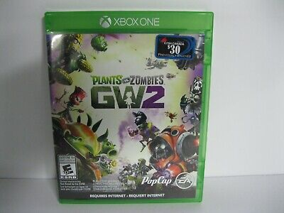 Plants vs. Zombies GW2 xbox one game