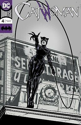 Catwoman #4 (NM)`18 Jones/ Allred
