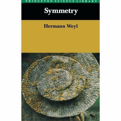 Symmetry (Paper only) (Princeton Science Library) - Paperback NEW Weyl, H 1983-0