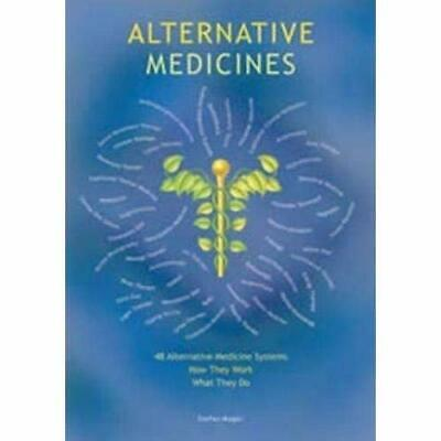 Alternative Medicines Guide - Wallchart NEW Mager, Stefan 02/05/2012