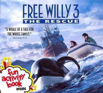 Free Willy 3: The Rescue,New DVD, Patrick Kilpatrick, Peter Lacroix, Jason James