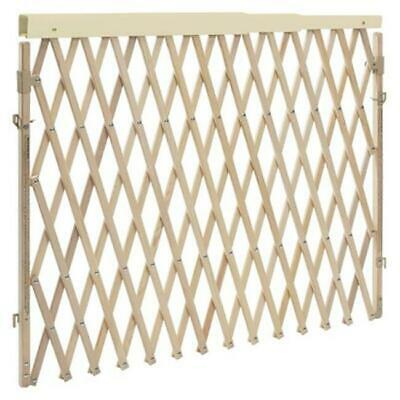 Evenflo G1602100 Expansion Swing™ Gate Clear Wood