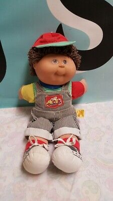 Cabbage Patch Kids Toddler Collection Boy Doll With Outfit Hispanic