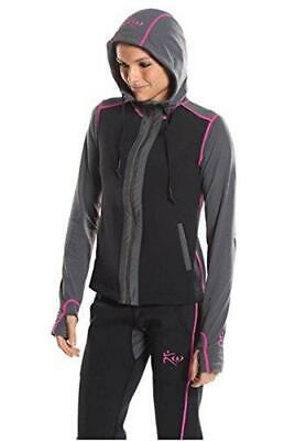 NEW Kutting Weight (cutting weight) KW  Neoprene Weight Loss Hoodie sz.L