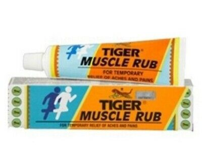 2 x Muscle Rub 60g TIGER BALM Temporary Relieves Sore muscles Original GS