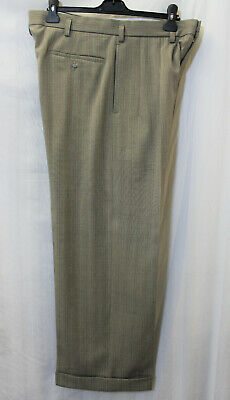 Men's 1940's Trousers WWII reenactment WW2 40's Oxford Bags World War Two