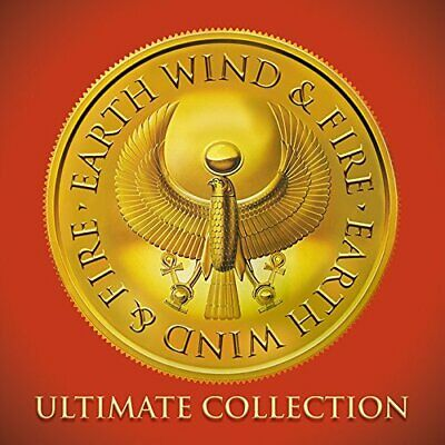 Earth, Wind & And Fire Ultimate Collection Cd (Very Best Of / Greatest Hits)