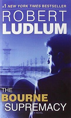 The Bourne Supremacy by Ludlum, Robert Book The Cheap Fast Free Post