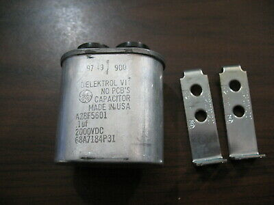 NNB GE A28F5601 Capacitor (2000 VDC, 0.1uf)