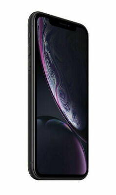 Apple iPhone XR - 64GB - Schwarz (Ohne Simlock) A2105 (GSM) Black