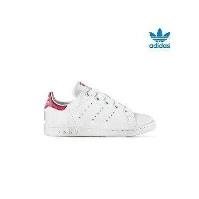 on sale d56d4 1131a Scarpe Junior Adidas Stan Smith C Ba8377