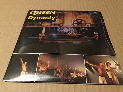 Queen Dynasty Recorded Live Sept 1984 Very Rare 3cd Set Factory Sealed