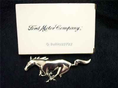 1968 Ford Mustang Running Pony Grille Emblem Nos