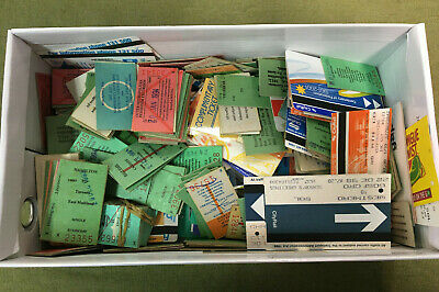 #NN.   JOB LOT OF OVER ONE HUNDRED USED NSW RAILWAY TICKETS - MOSTLY 1990s