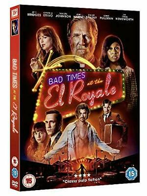 Bad Times At The El Royale [DVD] [2018] -  CD SRVG The Fast Free Shipping