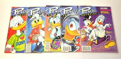 "Lot De 5  "" Picsou Magazine """