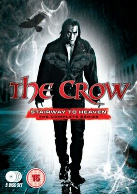 The Crow - Stairway To Heaven: The Complete Series (5 DVD set)