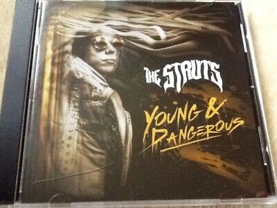 The Struts - Young & Dangerous (CD) NEW. Hard/Sleaze/Glam