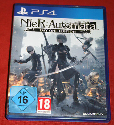 NieR: Automata - Day One Edition (Sony PlayStation 4, 2017)