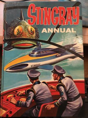 Stingray 1965 Annual Gerry Anderson