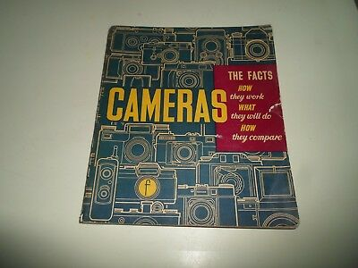 (Vintage) CAMERAS The Facts How They Work What They Do How They Compare R141