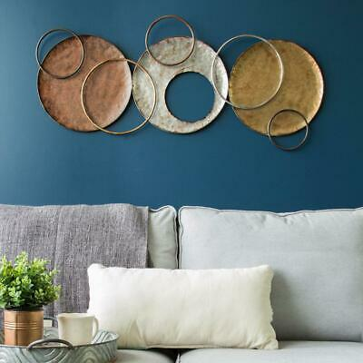 Premium Stratton Home Decor Knoxville Metal Wall Decor S09558 New Discounted