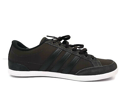 separation shoes ef25e 618e4 Adidas CAFLAIRE SHOES LEATHER LACE UP SNEAKERS BROWN GREY RARE Size 11 12