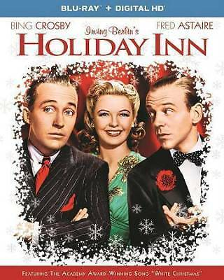 Holiday Inn (Blu-ray Disc, 2014, Includes Digital Copy UltraViolet) - NEW!!