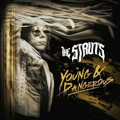 Young&Dangerous by The Struts Interscope Records Rock Audio CD NEW