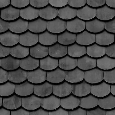 &    4 SHEETS A4 TILE ROOF 1/16 SCALE VINYL  PAPER self adhesive  CODE roof4