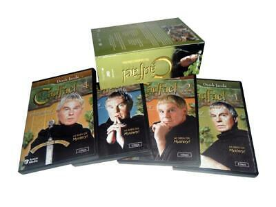 The Cadfael Complete Collection (DVD, 2010, 13-Disc Set) free Shipping from USA