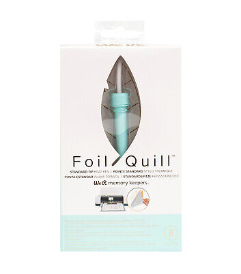 We R Memory Keepers Foil Quill Standard Tip Heat Pen 660691 NEW