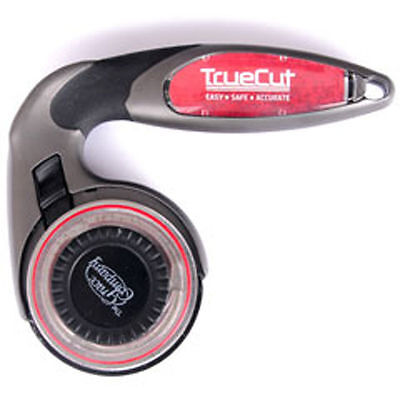 Truecut True Cut 60mm rotary comfort cutter right or left handed Rotary Cutter