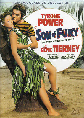 Son Of Fury (1942) New Dvd Free Shipping