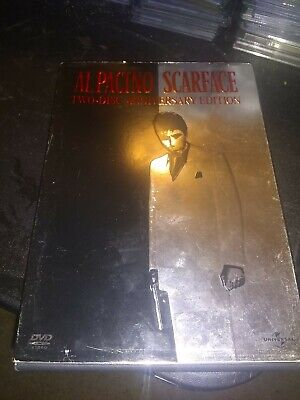 Scarface (DVD 2003, 2-Disc Full Screen, Anniversary Edition)(used)