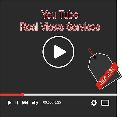 Youtube Real Viêws Service