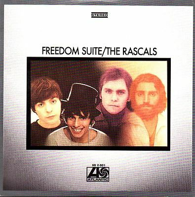 *NEW* CD Album Young Rascals - Freedom Suite (Mini LP Style Card Case)