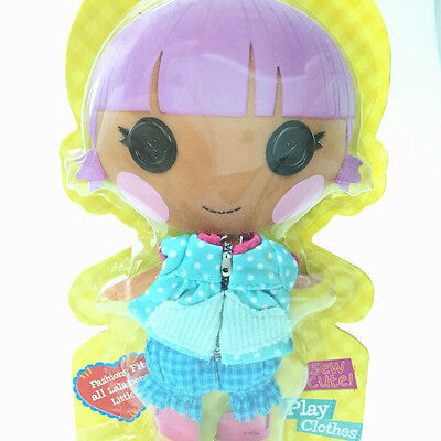 NEW LALALOOPSY FASHION DRESS CLOTHES PLAY CLOTHES SUIT OUTFIT for FULL SIZE DOLL