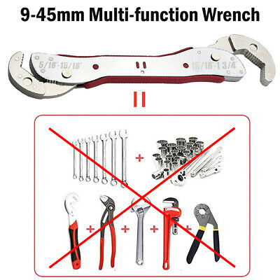 Magic Wrench Adjustable Universal Wrench Spanner Functional Spanner Hand Tools