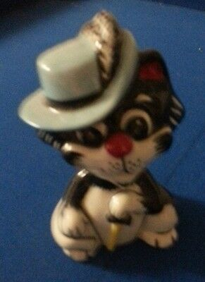 Lorna Bailey Pawthos (one of the 3 pusketeers) Excellent Condition FREE P&P