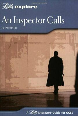 An Inspector Calls (Letts Explore GCSE Text Guides... by J B Priestley Paperback