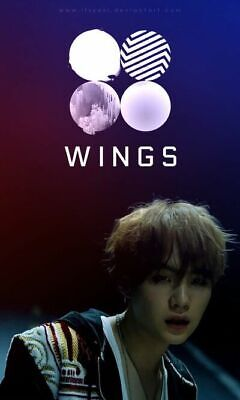 "BTS WINGS ""2nd  FULL ALBUM"" - Special Limitation Edition"