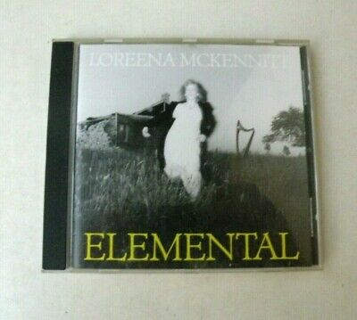 Loreena Mckennitt - Elemental - Cd - Cu