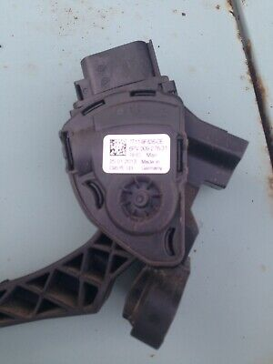 FORD TRANSIT CONNECT Throttle Accelerator Pedal 2T149F836Fb